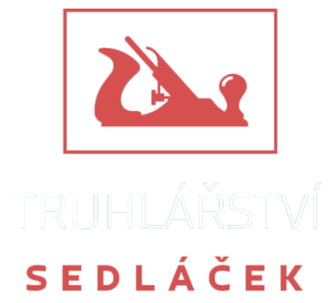 Logo Truhlářství Sedláček Olomouc